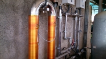 1 Safe water project  in allevamento bufale Mondragone
